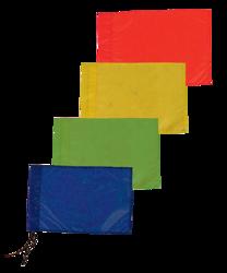Corner Poles & Flags