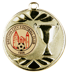 Cup Medal - Gold