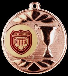 Cup Medal - Bronze