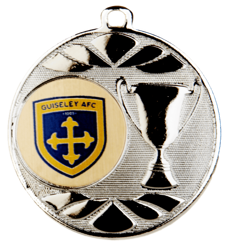 Cup Medal - Silver