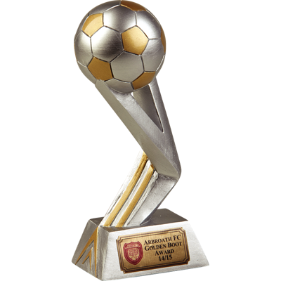 Accolade Ball Football Trophy