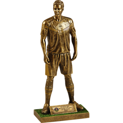 Elite Player Gold Football Trophy