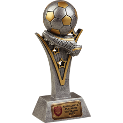 Victory Star Football Trophy