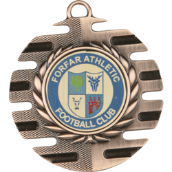 Prestige Football Medal Bronze