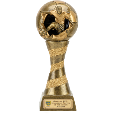 Xplode 3D Football Trophy