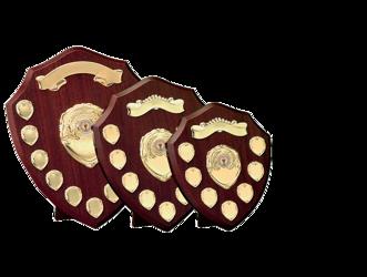 Annual Shield Trophies