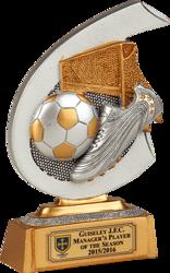 Target Football Trophy