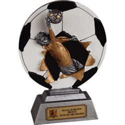 Xplode 2D Keepers Trophy